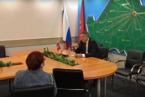 В Брянске лишённые лекарств онкобольные встретились с губернатором