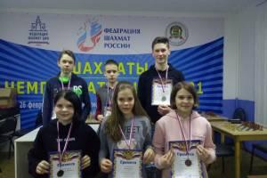 Первенство Брянской области по быстрым шахматам собрал 247 участников