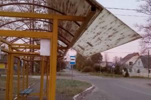 Жителей поселка Белые Берега на год оставили без крыши над головой