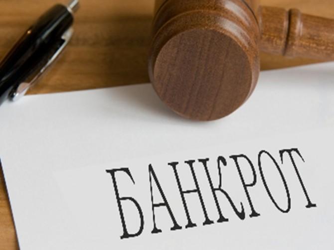 Три предприятия признали банкротами в Брянской области