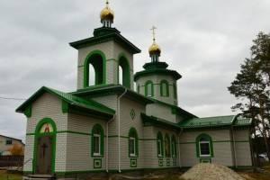 В брянском поселке Нетьинка газифицировали православный храм