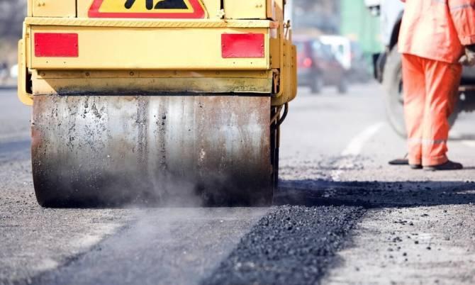В Рогнедино отремонтировали дорогу за 6 миллионов