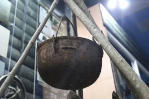 Котелок из отряда Кравцова стал экспонатом брянского музея