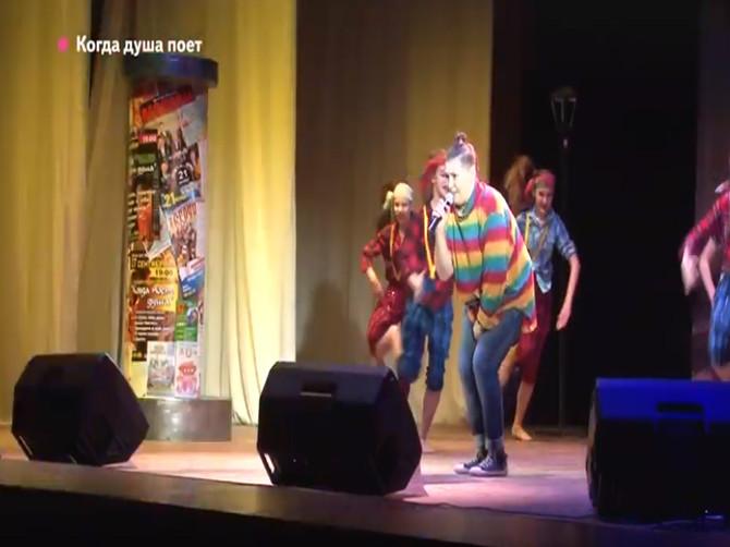 В Брянске с аншлагом прошел концерт шансона
