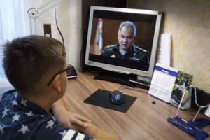 Брянским школьникам показали фильм «Герои нашего времени»
