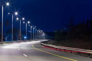 На федеральных дорогах Брянщины построят 16 км линий электроосвещения