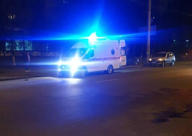 В Брянске на Молодежной легковушка сбила пенсионерку