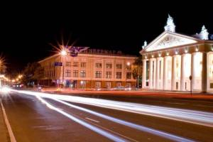 В Брянске отменили экскурсию по вечернему городу