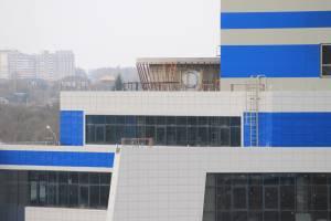 Для брянского Дворца единоборств купят медицинские весы за 924 тысячи рублей