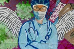 В коронавирусных госпиталях Брянщины находятся 1344 человека