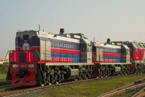 Два брянских тепловоза отправили в Монголию