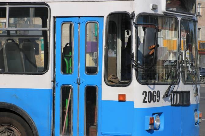 Износ троллейбусного парка Брянска достиг 99,4%