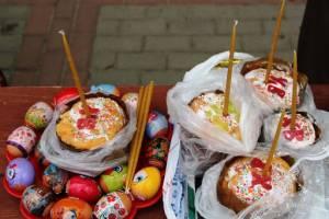 В Брянске разрешат продажу пасхальных куличей на ярмарках
