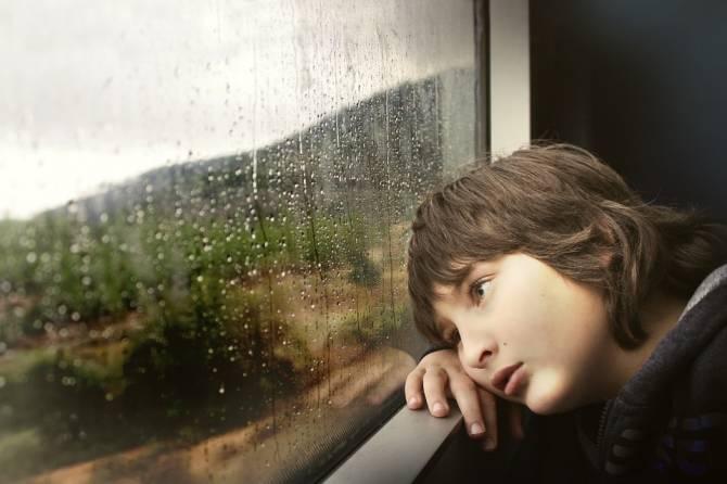 Брянск встретил первый день августа холодным дождем