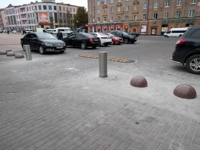 Брянский блогер пообещал освободить захваченную чиновниками парковку