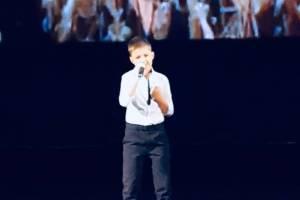 Юный брянец победил на конкурсе патриотической песни Музея Победы