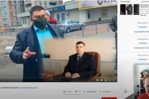 Топовый российский блогер рассказал о бунте на брянском рынке