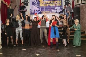 Талантливых брянцев пригласили на «Территорию творчества»