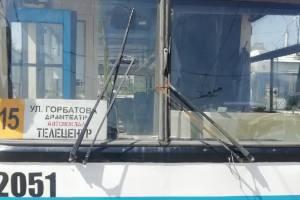 В Брянске с 18 мая продлят маршрут троллейбуса №15