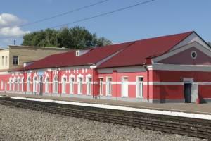 В Новозыбкове вокзал осветили светодиодными лампами