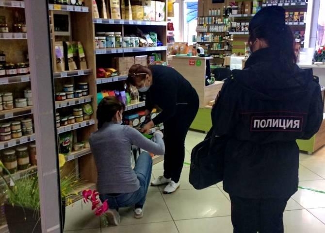 В Брянске на безмасочников составили 7 протоколов