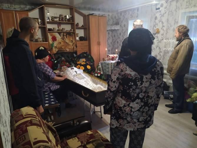 Дом трёх смертей: в субботу в Фокино похоронят убитую Татьяну Росташ