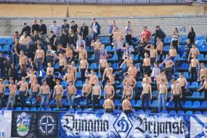 В Брянской области болельщикам разрешили ходить на футбол