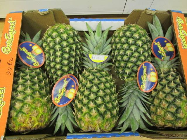 На Брянщину запретили ввоз 20 тонн ананасов