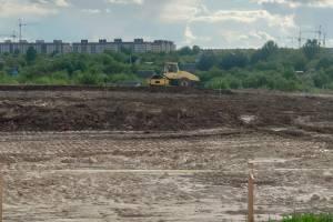 В Брянске ТРЦ «Аэропарк» начал масштабную секретную стройку