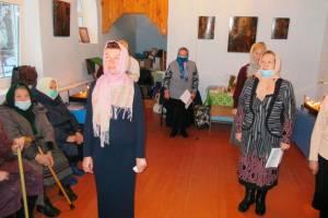 В брянском поселке Мирный появилась новая молитвенная комната