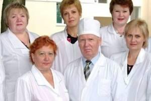 Брянскому медику Леониду Базевичу присвоили звание «Заслуженный врач России»