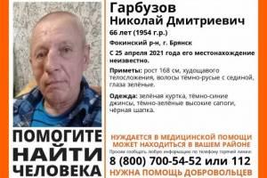 В Брянске нашли погибшим 66-летнего Николая Гарбузова