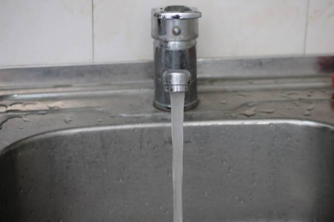 Жители села Октябрьское в очередной раз остались без воды