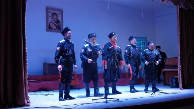 Память преподобного Поликарпа Брянского почтили концертом