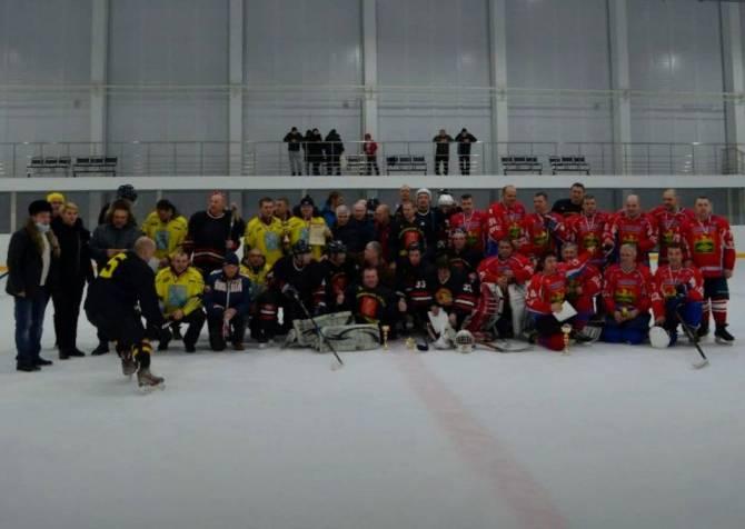 В Климово состоялся праздничный хоккейный турнир «Славянская дружба»