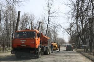 В Брянске подрядчик устранил дефекты на гарантийных дорогах на трех улицах