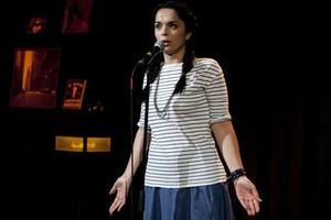Концерт звезды телешоу Stand Up Юлии Ахмедовой в Брянске оказался под угрозой срыва