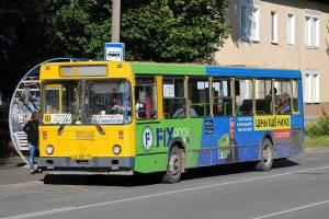 В Брянске добавили вечерние рейсы на автобусных маршрутах №10 и 19