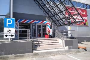 В Брянске на месте «Спортмастера» открылся новый магазин