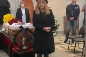 Алла Пугачева простилась с брянским музыкантом Александром Кальяновым