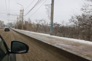 Брянских водителей призвали к осторожности на обледенелых дорогах