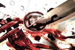 В Брянском районе пьяный 51-летний мужчина убил ножом своего знакомого