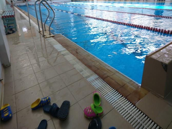 В Брянске маму шокировали голые дамы в бассейне «Динамо»