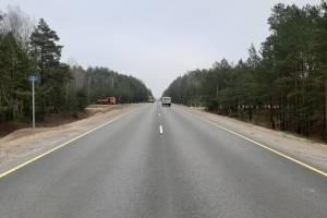 На Брянщине трасса А-240 на 8 месяцев погрузится во тьму