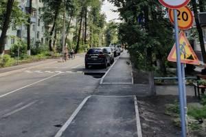 Лютую глупость Брянских чиновников заметили на улице Бузинова