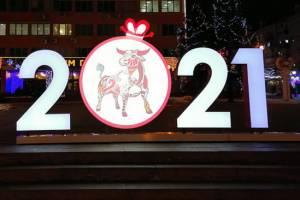 Редакция «Городского» поздравляет жителей Брянщины с Новым Годом