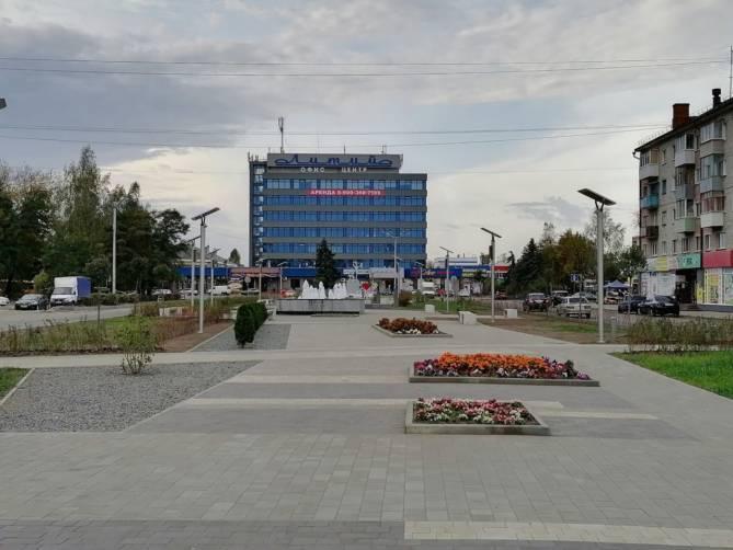 В Брянске в сквере «Литий» пообещали установить памятный знак