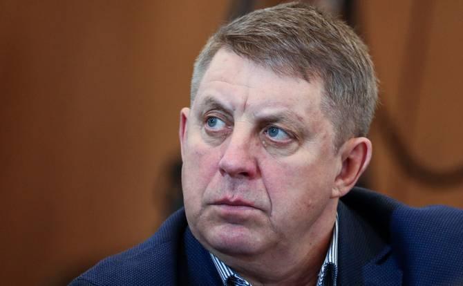 Брянский губернатор Богомаз упал в рейтинге влияния