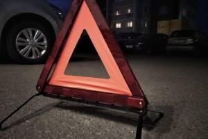 Серьезное ДТП произошло в Брянске на улице Калинина