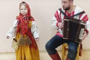 Брянцев просят поддержать юную землячку в конкурсе «Русское диво»